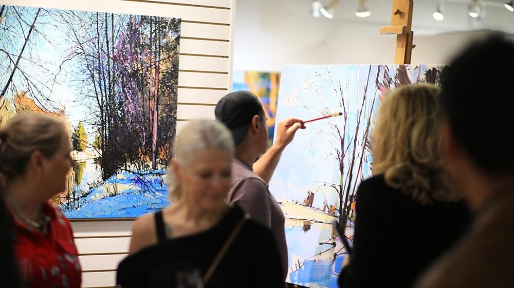 Our Mississauga Original Art Gallery