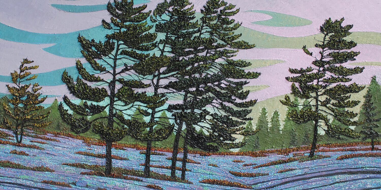 Mark Berens art for sale at our art gallery in Mississauga